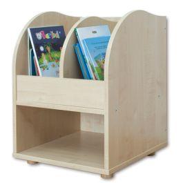 Children's Reading Nook - Book Storage Unit