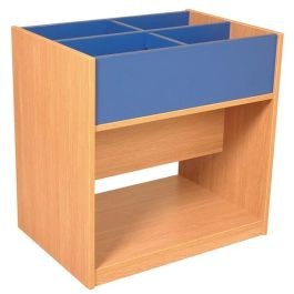 Children's 4 Compartment Kinderbox