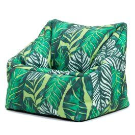Rainforest Themed Jungle Print Armchair