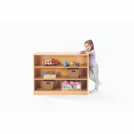 Zona Children's 3 Shelf Beechwood Storage Unit