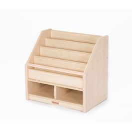 Toddlers Maple Book Stand
