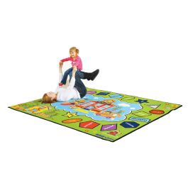 Colours and Shapes Educational Rug
