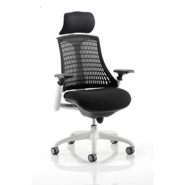 Flex Mesh Task Operator Chair with Arms & Headrest
