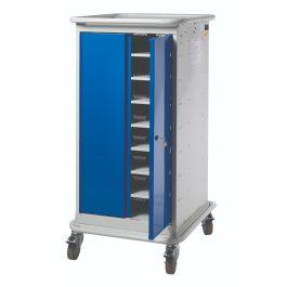 Narrow Aisle Laptop Storage Trolleys