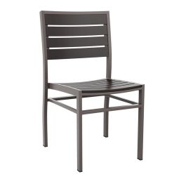 Likewood Aluminium Outdoor Side Chair