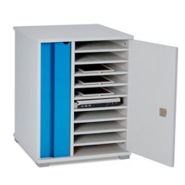 LapCabby Lyte 10 Single Door ICT Storage Unit