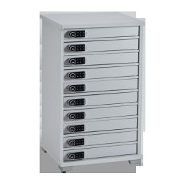 LapCabby Lyte Multi Door 10 MINI ICT Storage Unit