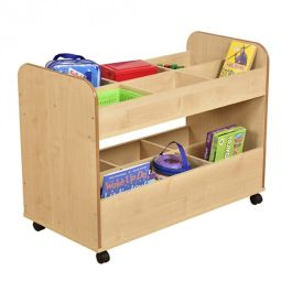 Mobile Double Decker Kinderbox