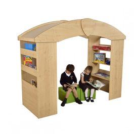 Large Maple Children's Reading House