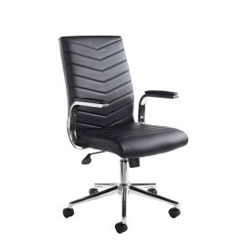Martinez High Back Faux Leather Managers Chair