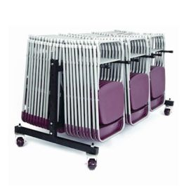 Mogo Folding Chair Trolley, up to 84 chairs