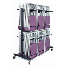 Mogo Folding Chair Trolley, up to 168 Chairs