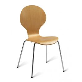 ILLE Plywood Cafe Side Chair