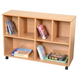 Mobile Bookcase for Schools and Libraries
