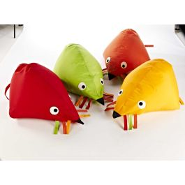 Mouse Bean Bags - Set of 4