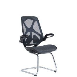 Napier Mesh Visitors Chair