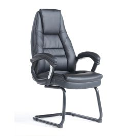 Noble Executive Faux Leather Visitors Chair