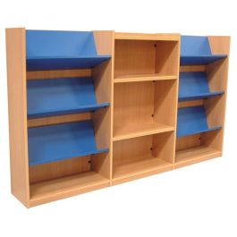 Nexus Library Bookcase Combination - Set 1