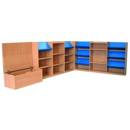 Nexus Library Bookcase Combination - Set 5
