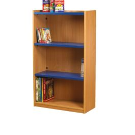 Nexus Single Sided Library Bookcase