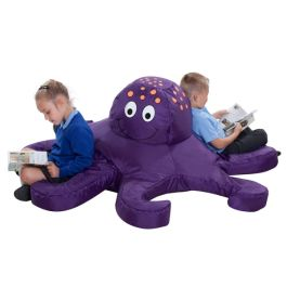 BazZoo Sea Life Octopus Bean Bag