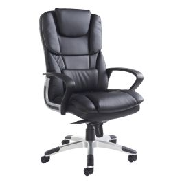 Palermo High Back Faux Leather Executive Chair