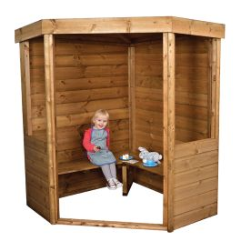 Children's Outdoor Corner Arbour