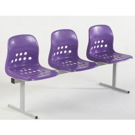 Pepperpot Polypropylene Beam Seating Unit