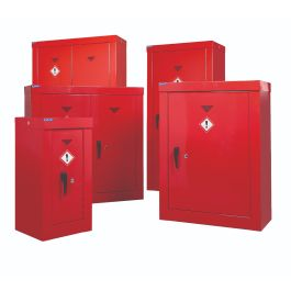 Pesticide & Agrochemical Storage Cupboard Stands