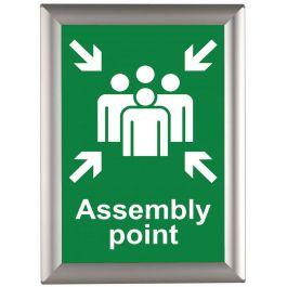 BusyGrip Aluminium Poster Frame
