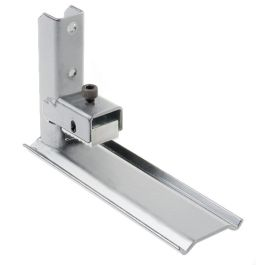 Gopak Ultralight Guardrail Straight Bracket