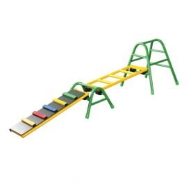 Outdoor Climbing Frame and Children's Gym - Set 5
