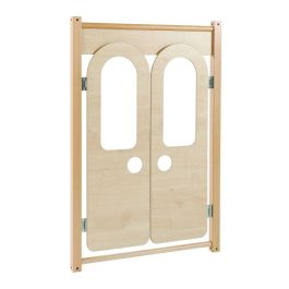 Playscapes Maple Role Play Panel - Double Doors