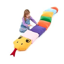 Children's Snake Floor Cushion