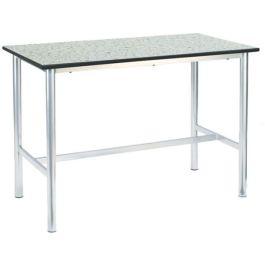 Premium Laboratory Table With Trespa Top