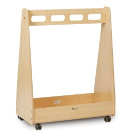 Millhouse Early Years Basic Mobile Dressing Up Trolley