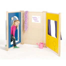 PlayScapes Role Play Panel - Home Set