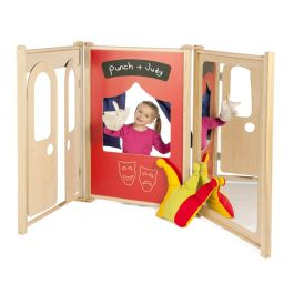 PlayScapes Role Play Panel - Theatre Stage