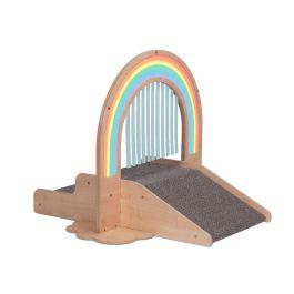 Toddler Rainbow Crawl Through Unit