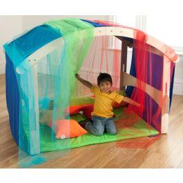 Rainbow Den Kit for Folding Den