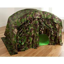 Camouflage Den Kit for Folding Den