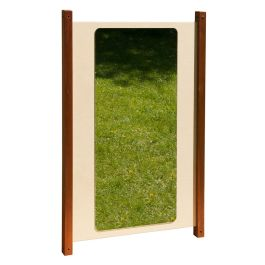 Outdoor Mirror Play Panel