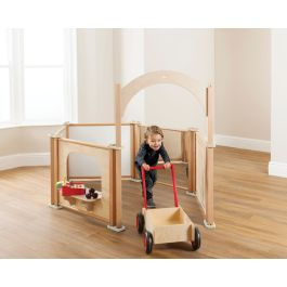 PlayScape Toddler Role Play Panels - Set of 6