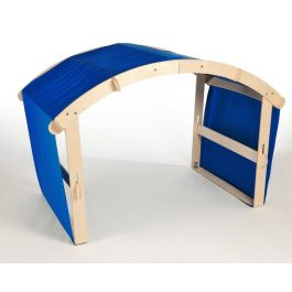 Indoor and Outdoor Folding Den with Blackout Sensory Den Kit - Bundle Deal