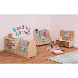 PlayScapes Early Years Mini Library Zone - Bundle Deal