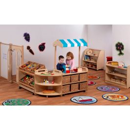 PlayScapes Early Years Role Play Furniture Zone - Bundle Deal