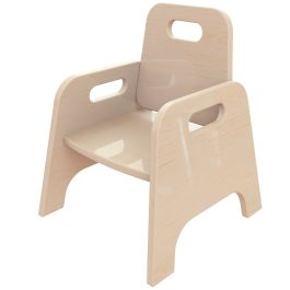 Millhouse Sturdy Solid Wood Toddler Chair Bundles