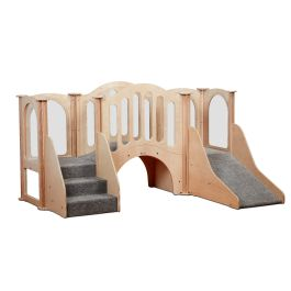 Discovery Bridge Playscapes Kinder Gym