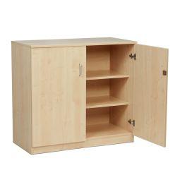 Lockable Classroom Storage Cupboard