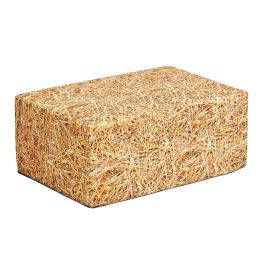 Millhouse Early Years Hay Bale Seat - Rectangular